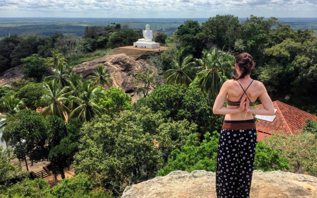 Srí Lanka za 18 dní